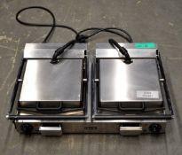 Lincat LCG2 Panini Press, single phase electric