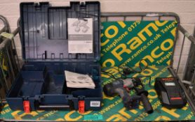 Bosch GSB 18 VE 2 LI DRill - No Battery - 1 Charger in a case