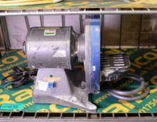 EEZI cut SBA Electric Grinder Finisher 240v