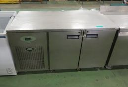 Foster Refrigerator - for Spares and Repairs - Missing Compressor