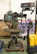 Newing-Hall Pantocut PNC Engraving Machine - 1.6m x 1m x 2m