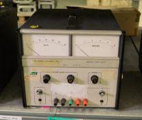 Farnell L30-5 stabilised power supply