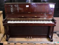 Yamaha U1 Upright Piano - serial number A 3866000