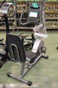 Pro-Form 310CSX SMR silent magnetic resistance recumbant exercise bike