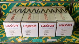 Lesjofors 4227593 Coil Spring, Lesjofors 4227610 Coil Spring, Lesjofors 4227617 Coil Sprin