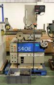 Jones Shipman 540E Surface Grinder Machine - 1270 x 1180 x 1900mm