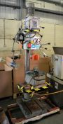 QS QDM32 pillar drill