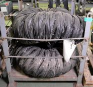 2x Flexible AIr Ducting Hose lengths