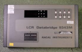 Racal-Dana 9343M LCR Databridge Unit