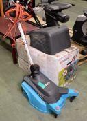 Garena 34E Easymove Steerable Electric Lawnmower 220-240V