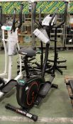 Viavito Setry cross trainer - cracked casing
