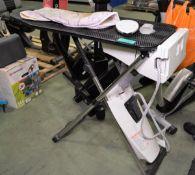 Laurastar Magic I-S5 Steam Generator ironing board