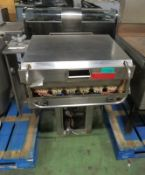 Stainless steel 40 Ltr Bratt Pan 440v - as spares & repairs