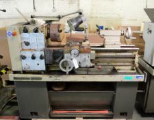 Harrison M300 Lathe with 1x 4 jaw chuck & tailstock only - no accessories or tooling