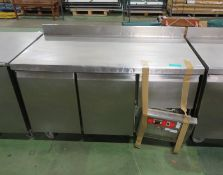 TR3 Planet Refrigerator - 230V 50HZ - H950 x W1400 x D700mm - for spares and repairs