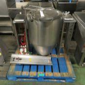 Henrym Catering Boiler Vessel - AS SPARES & REPAIRS