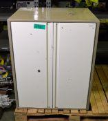 Modular Locker with Drawers - H890 x W720 x D560mm