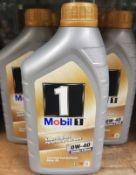 5x Mobil 1 0W-40 FS Full Synthetic Motor Oil - 1L