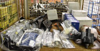 Vehicle parts - Starline, Hutchinson, Lemforder, VDO - see pictures for makes & models