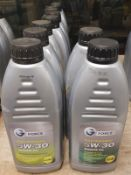 9x G Force Fully Synthetic 5W-30 A3/B4 & 2x C3 Engine Oil - 1 Litre
