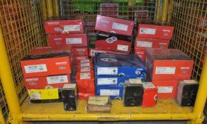 Brake Disc Set Assortment - Mintex, Pagid and Brake Pad Sets - Bosch, Mintex - Please see