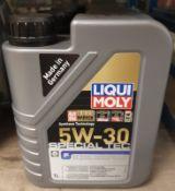 6x Liqui Moly 5W-30 Special Tec HC Synthetic Motor Oil - 1 Litre