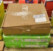 3x Clutch Kits - Unbranded 55581279, Valeo 624 34 0400 & 623 30 4400