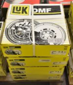 4x LUK Dual Mass Flywheels - 415 0268 10, 415 0168 10, 415 0284 10 & 415 0281 11
