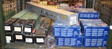 Driveshafts, Brake Discs - Bosch, Shaftec, ODM - see pictures for makes & models