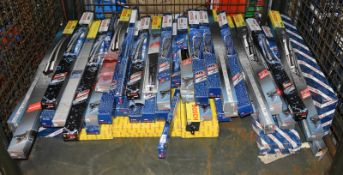 Bosch Wipers Blades - Please see pictures for examples of model numbers