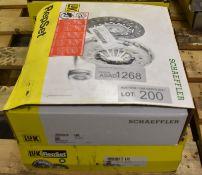 2x LUK Repset Clutch Kits (1x Schaeffler) - Models - 626 3032 00 & 625 3095 00