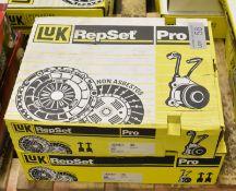2x LUK Repset Pro Clutch Kits - Models - 623 3159 34 & 623 2942 33