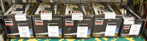4x Remy Alternators & 1x Remy Starter Motor - Please see pictures for model numbers