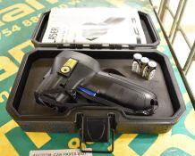 Laser 6515 Thermal Camera with UV Leak Detector in case