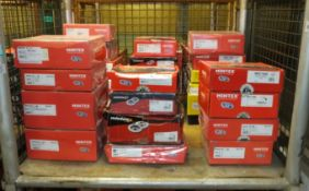 Brake Disc Set Assortment - Mintex, Bosch, Pagid - Please see pictures for examples of mod