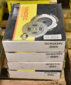 4x Vindec Clutch Kits - Please see pictures for examples of model numbers