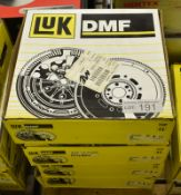 4x LUK Dual Mass Flywheels - 415 0699 10, 415 0565 10, 415 0499 10 & 415 0347 10