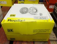 2x LUK Schaeffler Repset Clutch Kits - Models - 620 3239 00 & 621 3045 09