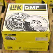 2x LUK Dual Mass Flywheels (1x Schaeffler) - Models - 415 0435 10 & 415 0241 10