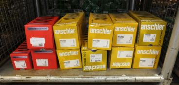 Drivemaster and Anschler Coil Springs - Please see pictures for examples of model numbers