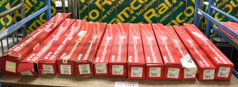 13x KYB Excel-G Gas Shock Absorbers - Please see pictures for examples of model numbers