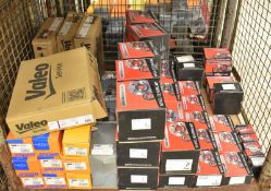Drivemaster wheel bearing kits, CV Joint kits, Spidan Driveshaft Joint Kits, Valeo CSC fit
