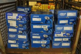 Pagid Brake Disc Sets - Please see pictures for examples of model numbers