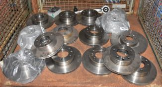 Brake Discs - Loose - Please see pictures for examples of model numbers