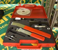 AST engine setting / locking tool kit - VW Group - petrol & D / SDi / TDi diesel engines -