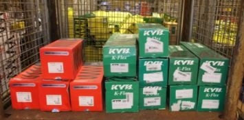 Drivemaster and KYB K-Flex Coil Springs - Please see pictures for examples of model number