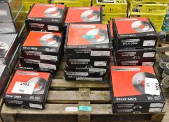 Drivemaster Brake Disc Sets - Please see pictures for examples of model numbers