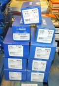 9x Pagid Brake Pad Sets - Please see pictures for model numbers