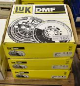 3x LUK Dual Mass Flywheels - 415 0180 10, 415 0557 10, 415 0182 10
