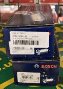 2x Bosch 0 986 580 131 Electric Fuel Pumps